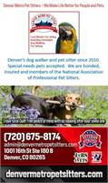 Denver Metro Pet Sitters, LLC
