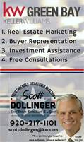 Keller Williams Realty Green Bay - Scott Dollinger