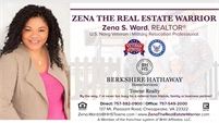 BHHS Towne Realty - Zena S. Ward, REALTOR®, Veteran, Military Relocation Professional