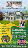 Grizzly Lawn & Home LLC