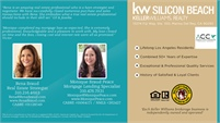 Keller Williams Realty Silicon Beach - Rena Braud - Monique Braud Peace