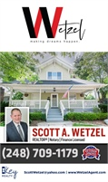 Keller Williams Realty Paint Creek - Scott Wetzel