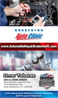 Bradenton Auto Clinic, Inc.