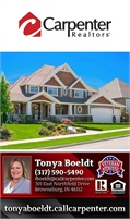 Carpenter Realtors - Tonya Boeldt