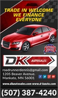 D K Auto Salvage LLC