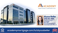 Academy Mortgage Corporation - Alyssa Beller