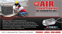 Air Conditioning By Roberts