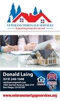 Veteran Mortgage Services - Donald Laing