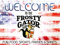 The Frosty Gator