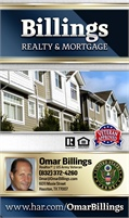Billings Realty & Mortgage - Omar Billings