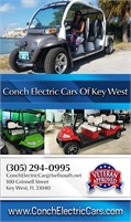 Conch Electric Cars Of Key West