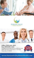 Horizon Valley Home Health Care Inc