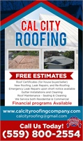 Cal City Roofing