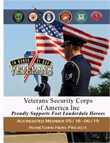 Veterans Securitycorps of America Inc