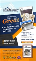 Town And Country Roofing Corp