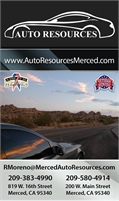 Auto Resources Inc