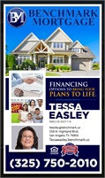 Benchmark Mortgage - Tessa Easley