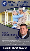 Benchmark Mortgage - Adam Goldenberg