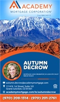 Academy Mortgage Corporation - Autumn DeCrow