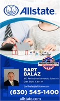 Allstate Insurance - Bart Balaz