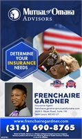Mutual of Omaha - Gateway Division - Frenchaire Gardner