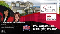 Keller Williams Premier Realty - Lyn Bockert & Sheri Wessel