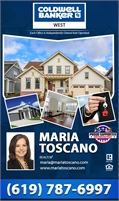 Coldwell Banker West - Maria Toscano