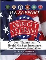 HealthMarkets Insurance - Joel Thomasma