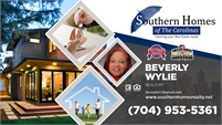 Southern Homes of the Carolinas - Beverly Wylie