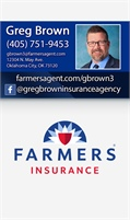 Farmers Insurance - Greg Brown