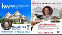 KW Realty / Movement Mortgage - Craig Luchon Clement O'Connor