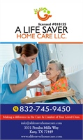 A Life Saver Home Care