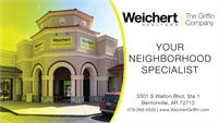 Weichert Realtors The Griffin Company - Whitney Snyder