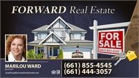 Forward Real Estate - Marilou Ward