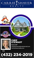 Carrie Shaver Realty - Chez Stewart