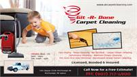 Git-R-Done Carpet Upholstery