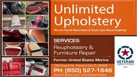 Unlimited Upholstery