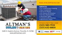 Altman's Cooling & Heating