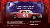 Dusty's Automotive Machine Shop