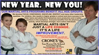 Crone's Tae Kwon Do School