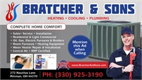 Bratcher & Sons HEATING • COOLING • PLUMBING