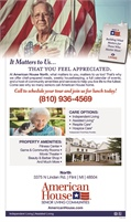 American House North Senior Living
