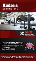 Andre's Transmission & Automotive LLC
