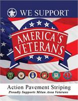 Action Pavement Striping