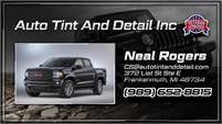 Auto Tint And Detail Inc