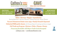 Cathey's Sewing & Vacuum - Cathey's Audio Visual Entertainment