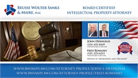 Board Certified Intellectual Property Attorney