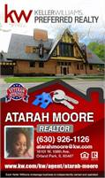Atarah Moore - Keller Williams Preferred Realty