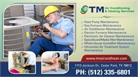 T M Air Conditioning & Heat