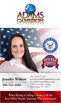 Adams, Cameron and Co., Realtors & Auctioneers - Jennifer Withers